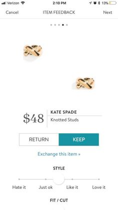 Please, Please send me these! They're adorable and I love Kate Spade!