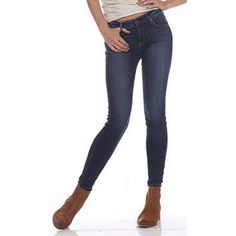 Dreamer Skinny by Principle Denim Innovators The Dreamer Skinny Jean in Wonderwall by Priniciple Denim Innovators is the perfect fall jean. Priniciple Denim strives to make premium styles, use modern fits and create unique washes on their jeans.  This specific jean is a dark wash skinny. The stitching is in a tan with copper colored button accents. Pair these jeans with tall boots a comfy sweater and a scarf.   Made in America  Machine Wash Cold inside out Principle Denim Innovators Pants…