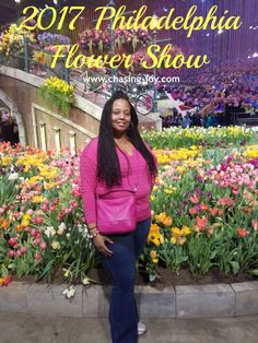 You have to know what gives you joy and then do those things.  The flower show makes me happy every year.  This year was no different.  Check out my slide show.   http://chasing-joy.com/2017-philadelphia-flower-show/ #PhiladelphiaFlowerShow #2017PhiladelphiaFlowerShow