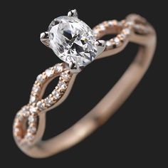 Allure Engagement Ring