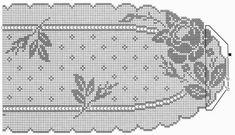 Crochet Angel Pattern, Crochet Tablecloth Pattern, Crochet Doily Patterns, Crochet Doilies, Crochet Flowers, Crochet Stitches, Embroidery Patterns, Filet Crochet Charts, Fillet Crochet