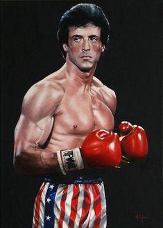 Rocky Balboa by agusgusart