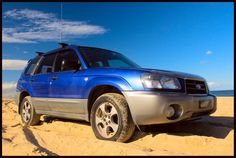 Blue Forester Pictures - Page 76 - Subaru Forester Owners Forum