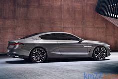 BMW Pininfarina Gran Lusso Coupe prototipo Coupé Exterior Lateral 3 puertas