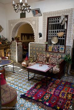 Moroccan House, Fes