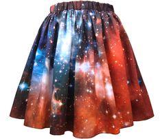 Star Cluster Skirt