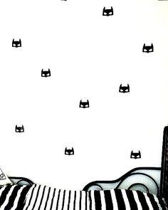 Batman muurstickers