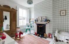 Zac's Playful Boys Room - by Kids Interiors