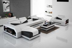 Largo Sofa Combo by Scene Furniture - Opulentitems.com