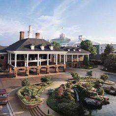 Gaylord Opryland Resort & Convention Center (Nashville, Tennessee, USA)