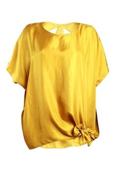 Turquoise and Gold Cut Out Back Blouse : Rs. 8500/- | Findable.in