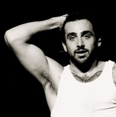Jacob Hoggard from Hedley - makes me feel Cougarific, but oh well...:)