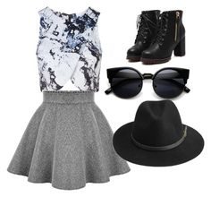 """""""Untitled #1"""" by chance4210 ❤ liked on Polyvore featuring Topshop and BeckSöndergaard"""