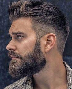 Short Hair Undercut, Undercut Men, Short Hair Cuts, Short Hair Styles, Plait Styles, Hairstyle Short, Hair Updo, Cool Hairstyles For Men, Cool Haircuts