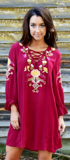 Touch Of Magic Dress | Monday Dress
