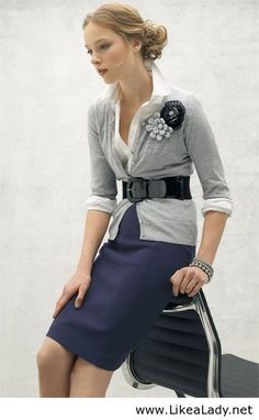 Cute-outfit-for-work.jpg 350×567 pixels