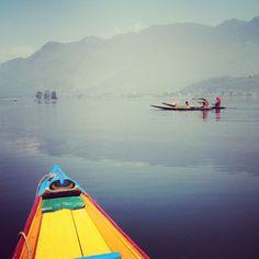 Srinagar - the Venice of the East