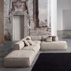 peanut b design modular sofa arredaclick - Coloration Martine Mah Composition