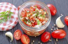 Supersnelle tomatensalsa