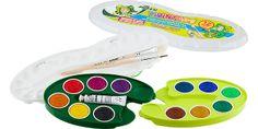 Jolly's TWINTABS Deckmalfarben. Cooles Click-System, tolle Farben, Spülmaschinenecht, uvm.