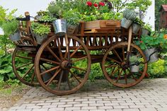 Large utiilty folding wagon to help with your garden activities