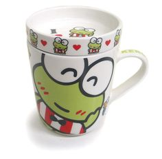 Keroppi mug!