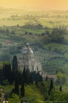 Montepulciano, Tuscany, Italy. For luxury boutique hotels in Tuscany visit http://www.mediteranique.com/hotels-italy/tuscany/