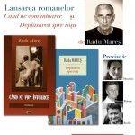 Radu Mares - lansare romane la libraria St.O. Iosif