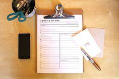 To-Do List Printable — love, flannery