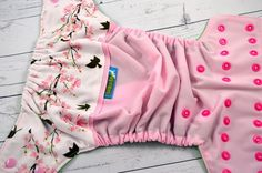 Sparrows and Blossons, PK Cloth Diapers, Falling In Love, Hot Pink, Gym Shorts Womens, Sparrows, Cap, Pocket, Collection, Fashion