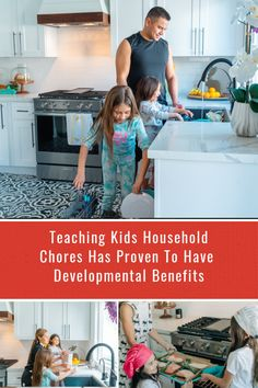 Research shows that teaching children household chores is proven to have developmental benefits such as academic performance and reduced behavioral problems. Join us in sharing your stay at home educational chore ideas around the house using Chore Ideas, Household Chores, Teaching Kids, Homeschooling, Behavior, Benefit, Join, Parenting, Club