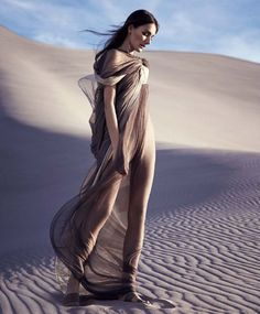 Harper's Bazaar US: Josephine Le Tutour by Nathaniel Goldberg,March 2015 | The Modern Duchess