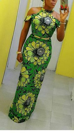Embellished African print wax/ African fabric/ African women's clothing/ Ankara dress/African fashion/Dashiki/Prom dress,African clothing - Top Trends African Fashion Ankara, African Fashion Designers, Latest African Fashion Dresses, African Print Fashion, Africa Fashion, Modern African Fashion, African Women Fashion, Womens Fashion, Nigerian Fashion Dresses