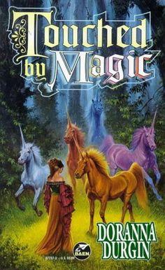 Touched by Magic: Doranna Durgin: 9780671877378: Amazon.com: Books