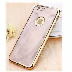 luxury Marble Ultra thin Soft TPU silicon silicone mobile Phone cases Coque cover Case for apple iPhone 6s 6 s women green new
