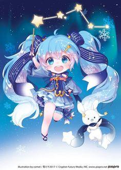 Twinkle Snow Miku