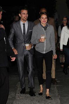 Shailene Woodley and Theo James final Divergent trailer|Lainey Gossip Entertainment Update
