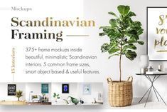 Very good Product Mockups #Graphics 375+ Mockups ‒ Scandinavian Framing—Scandinavian Interiors as its best. Realistic, movable and editable frames mockups. Useful feature... #itsmesimon #product #productdesign #productphotography #psd #mockup #mockupdesign #mockuppsd #graphic #graphicdesign #mockupset #photography #photoshop #photoshopactions #templates #templatedesign