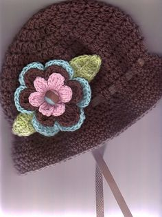 Floral Cloche by maryanncolatuno, via Flickr