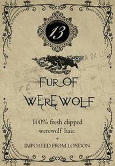 Ware wolf