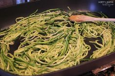 How to cook Zucchini noodles