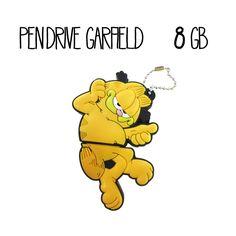 Pendrive Garfield 8 GB  Garfield USB 8 GB
