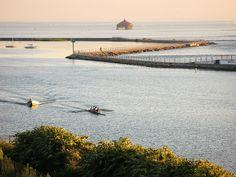 Buffalo. NY waterfront