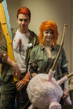 Yorkshire Cosplay Con 5 - third place winners of the cosplay masquerade.