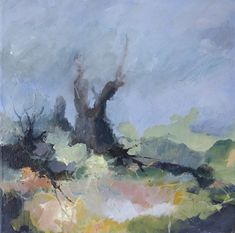 Galleri - Kari Glesnes Jørgensen Paintings, Branches, Flowers, Trunks, Shape, Texture, Art, Nature, Drift Wood
