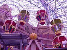 Kiddie Rides at Adventuredome at Circus Circus. Las Vegas Vacation, Vacation Spots, Vegas Activities, Las Vegas With Kids, Family Games, Circus Circus, Stuff To Do, Toddlers, Family Vacations