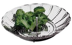 Amazon.com: Amco Collapsible Steamer, Stainless Steel: Kitchen & Dining