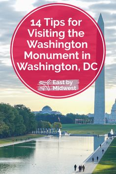 Visiting the Washington Monument is a must-do for all Washington, D. Read on for tips to make the most of your experience. Usa Travel, New York Travel, Travel Tips, Budget Travel, National Mall, National Trust, Best Travel Backpack, East Coast Travel, Best Places To Travel