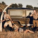 Safari – Olivier Chapelle – Tea « Whitezine | Design Graphic & Photography Inspirations