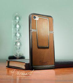 Mucho estilo y Retro #Gadgets por Polaroid iPhone 4 case, iPhone 4 / 4s case, classic polaroid sx70 S255